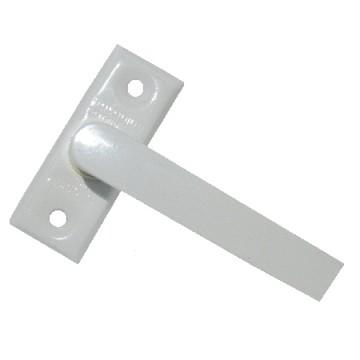 Завертка оконная Polodium (белая)