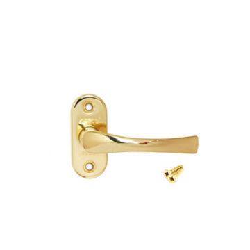 Завертка оконная Apecs WH-0043 G (золото)