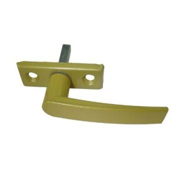 Ручка оконная РО-10 (желтая)