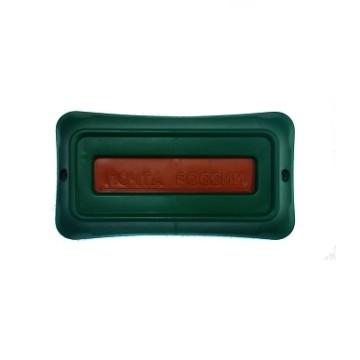 Накладка почтовая пластмасс. (зеленая)