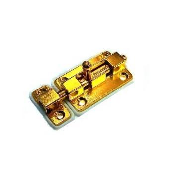 Шпингалет Аллюр G-025L (золото)