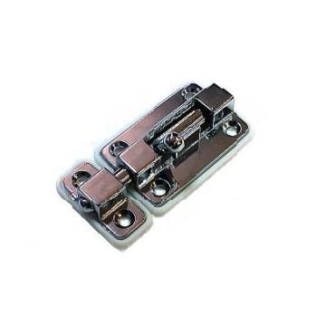 Шпингалет Аллюр G-025L (хром)
