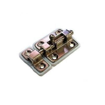 Шпингалет Аллюр G-025S (сатин)