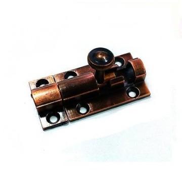 Шпингалет Лида 50 мм. (медь)