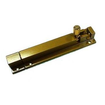 Шпингалет Nora-M 501-100-G (золото)