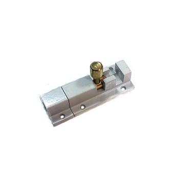 Шпингалет Nora-M 501-50-W (белый)