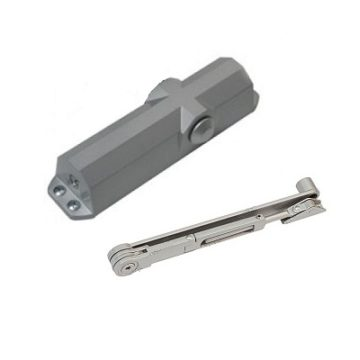 Доводчик Dorma TS Compakt EN 2-3-4 ФОП (серебро)