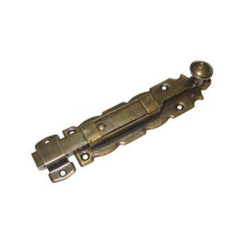 """Задвижка """"Amig"""" 135 мм. (бронза)"""