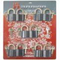 Замки навесные Аллюр ВС2-27х10