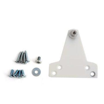 Крепежная пластина для параллельной установки доводчика Apecs MP-02(2425)-W