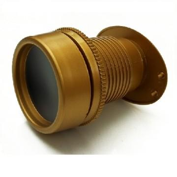 Глазок панорамный (коричневый)