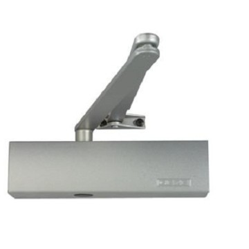 Доводчик GEZE TS 2000 EN 2-3-4 (серебро)