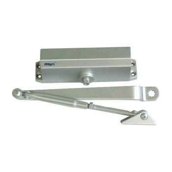 Доводчик MSM D100KG S (серебро)