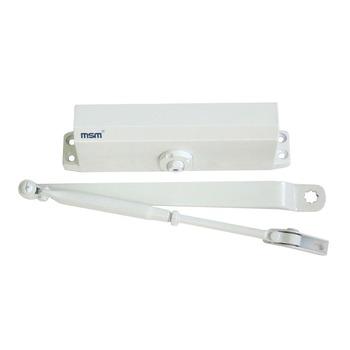 Доводчик MSM D180KG W (белый)