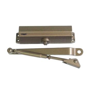 Доводчик MSM D100KG Br (бронза)