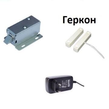 Комплект №7 (Электрозащелка+геркон)