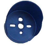 Козырек для кнопки (круглый)