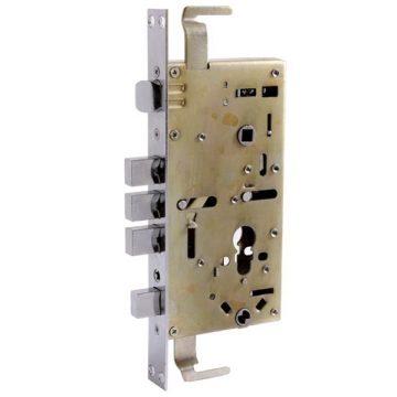 Корпус замка Форпост Аллюр ЗВ1-09 ATM-L узкий автомат L (квадрат ригеля)