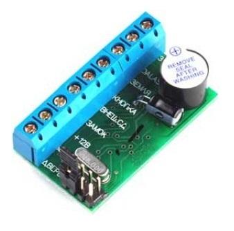 Контроллер Z-5R для эл.магн./эл.мех. замка, до 680 пользователей
