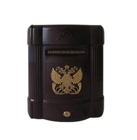 Почтовый ящик «Элегантность» (тёмно-коричневый)