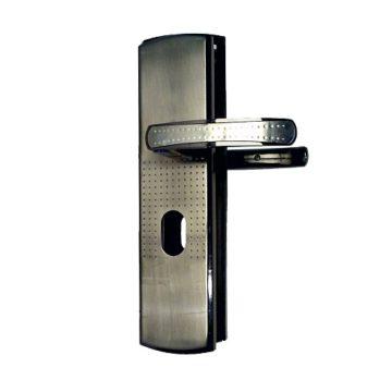 Ручка на планке для двери Форпост Аллюр PH-A 222-1-R автомат с подсветкой