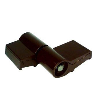 Петля дверная СТН-0611 8017 (коричневая)