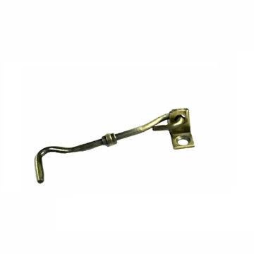 Крючок силумин (бронза)