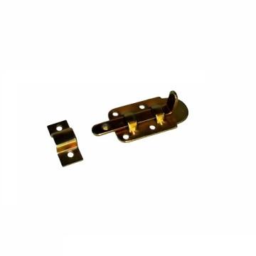 Шпингалет анодир. для шкатулок 4 см.