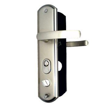 Ручка на планке для двери Форпост Modern автомат R (правые)
