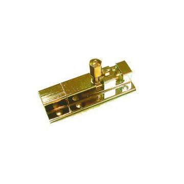 Шпингалет Nora-M 501-50-GP (золото)