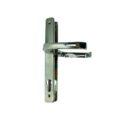 Ручка на планке Fuaro 07 PVC-92/CP