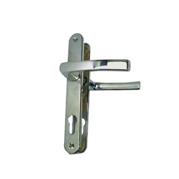 Ручка на планке Fuaro 06 PVC-85/CP