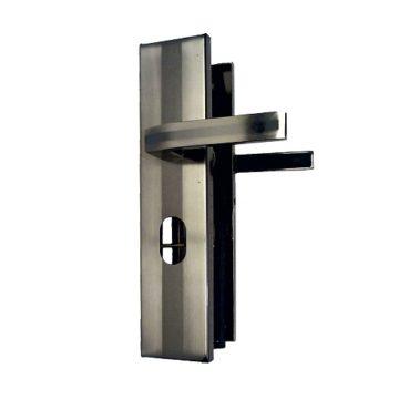 Ручка на планке для двери Форпост Р012 полоска прямоугольная L