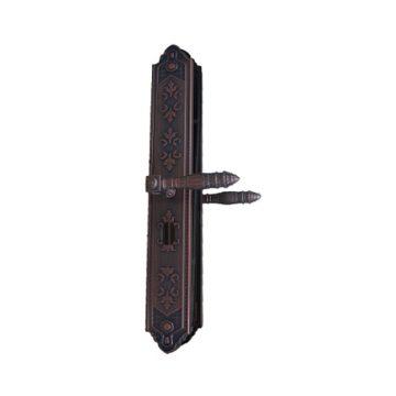Ручка на планке 1599 L (медь)
