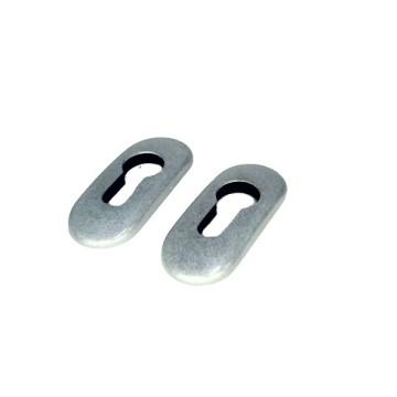 Накладки на цилиндр Z (серебро)
