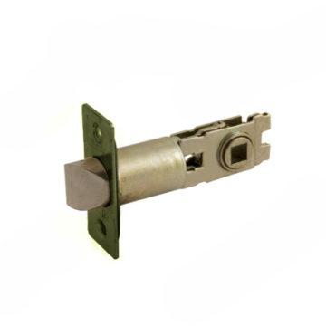 Защелка Nora-M для фалевых ручек 60 мм. (бронза)