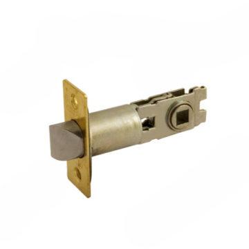 Защелка Nora-M для фалевых ручек 60 мм. (золото)
