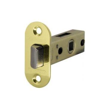 Защелка Armadillo LH 220-45-25 oval G (золото)
