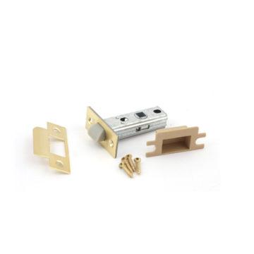 Защелка Apecs 5400-P GM (мат. золото)
