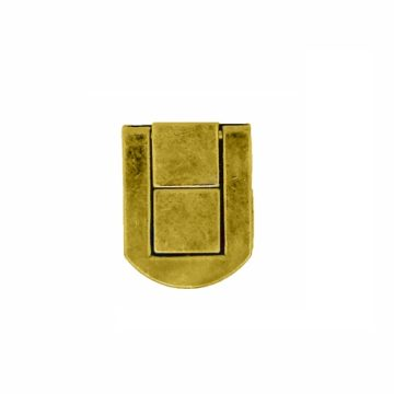 Замок для шкатулок SHK3210 (золото)