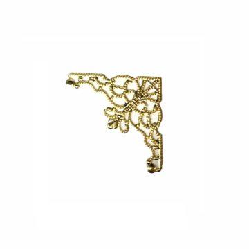 Уголок для шкатулки (золото)