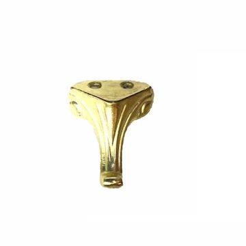 Ножка для шкатулки 56 (золото)
