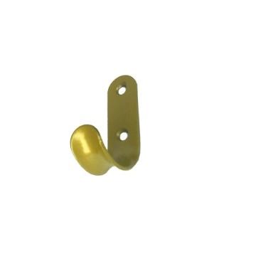 Крючок-вешалка КВ-01 (золото)