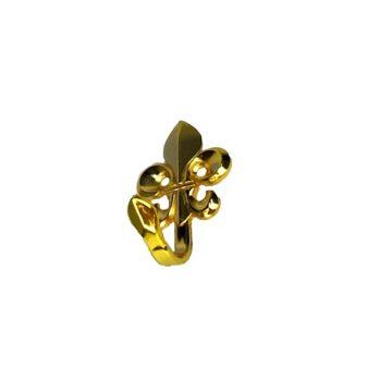Крючок KL-203 (золото)