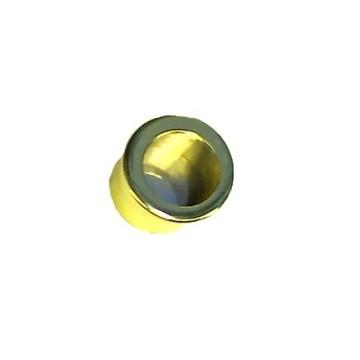 Ручка-купе торцевая Siba (золото)