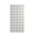 Демпфер самоклеющийся 10х1.5 мм. (50 шт.)