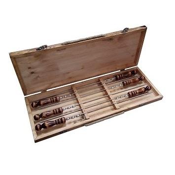 Коробка для шампуров