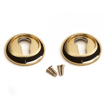 Накладка на цилиндр Apecs DP-C-05-G (золото)