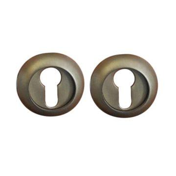 Накладка на цилиндр Siba (старая бронза)