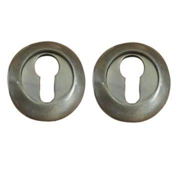 Накладка на цилиндр Renz ET (N) 08 AB (бронза античная)